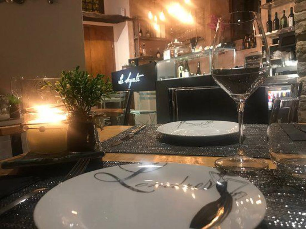 Le Segrete di Palazzo Urbani-Wine bar
